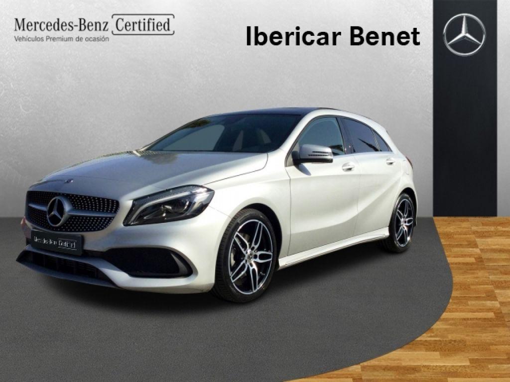 Mercedes Benz Clase A A 200 d Style segunda mano Málaga