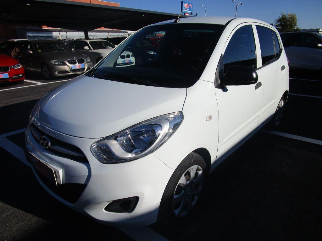 Hyundai i10 1.2 Comfort segunda mano Madrid
