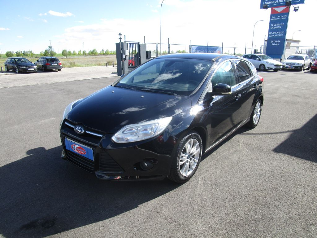 Ford Focus 1.6 TI-VCT 105cv Trend segunda mano Madrid