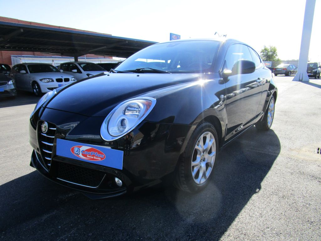 Alfa Romeo Mito 1.4 105CV S&S Multi-Air Distinctive segunda mano Madrid