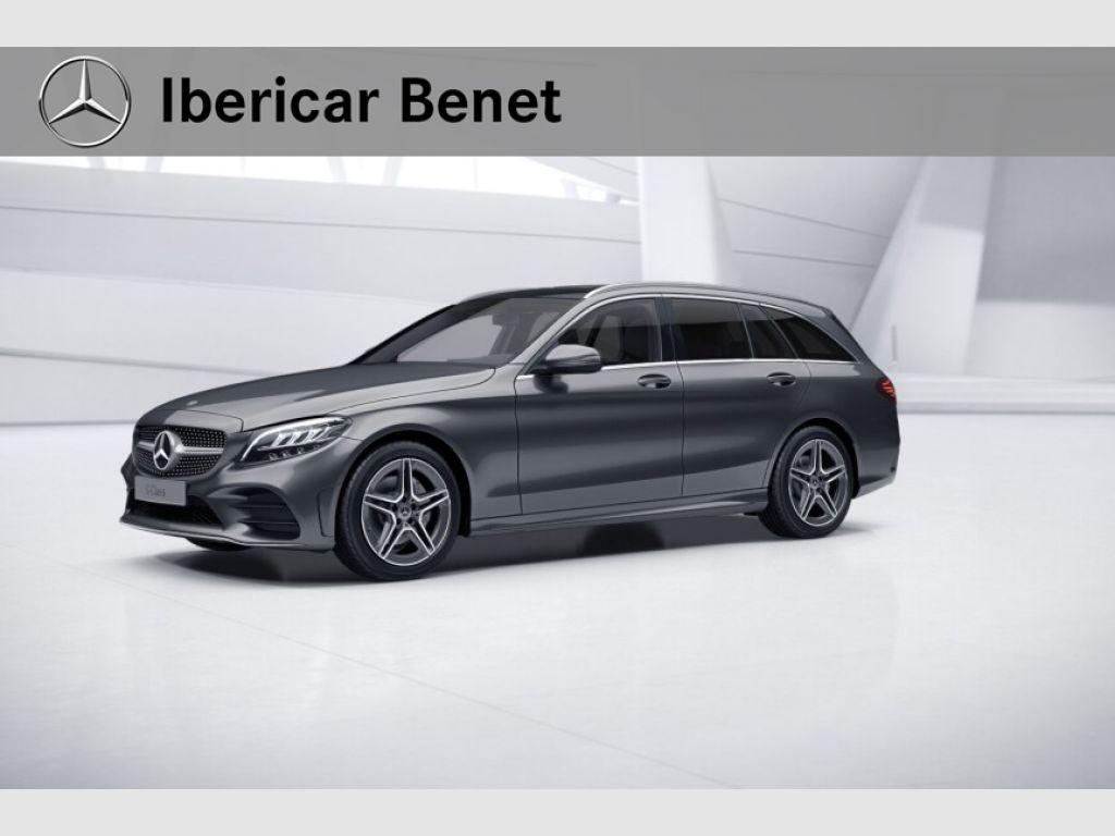 Mercedes Benz Clase C C 220 d Estate segunda mano Málaga