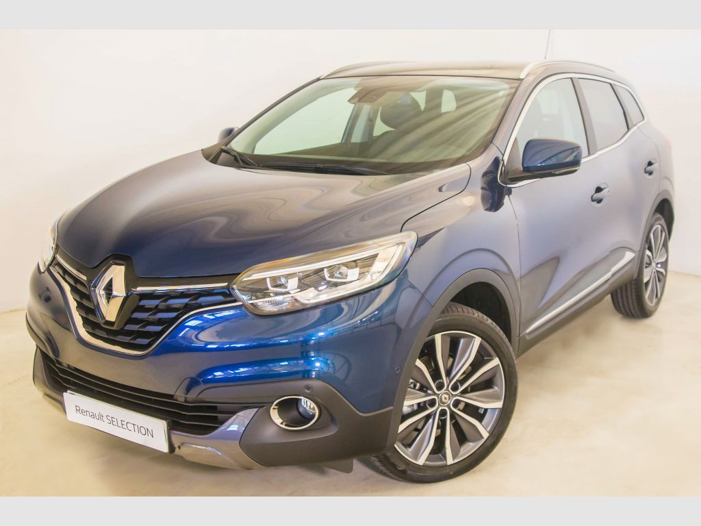 Renault Kadjar Zen Energy dCi 130 segunda mano Pontevedra