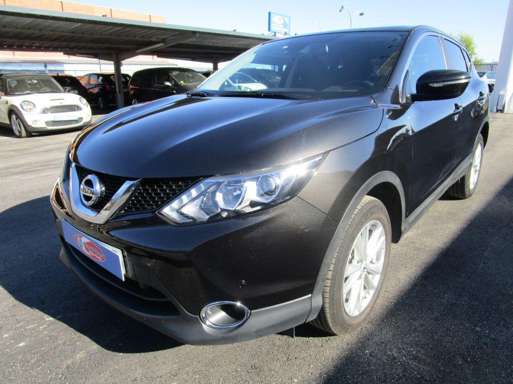 Nissan Qashqai 1.6dCi S&S N-TEC 4x4 segunda mano Madrid
