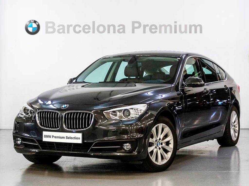 BMW Serie 5 520d Gran Turismo segunda mano Barcelona
