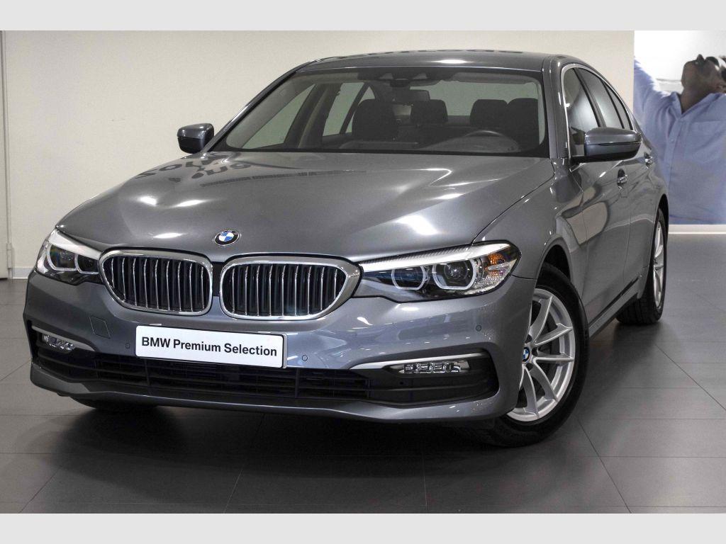 BMW Serie 5 520d Efficient Dynamics segunda mano Madrid