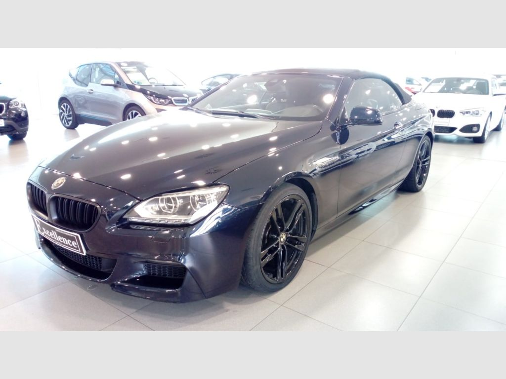 BMW Serie 6 640i segunda mano Barcelona