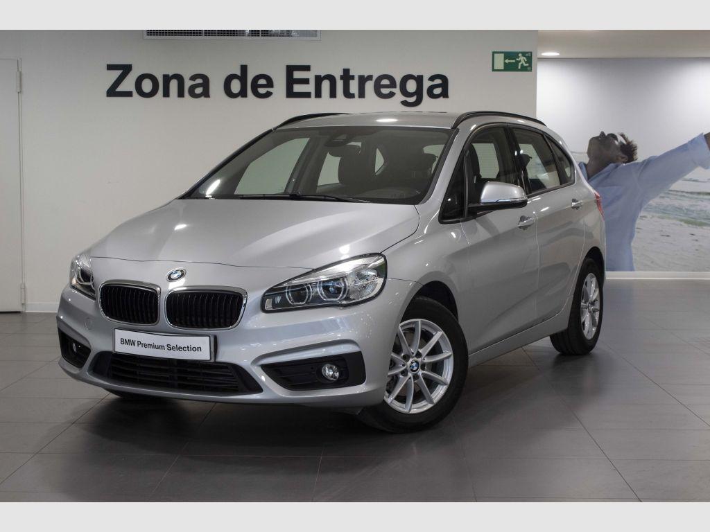 BMW Serie 2 Active Tourer 218d segunda mano Madrid