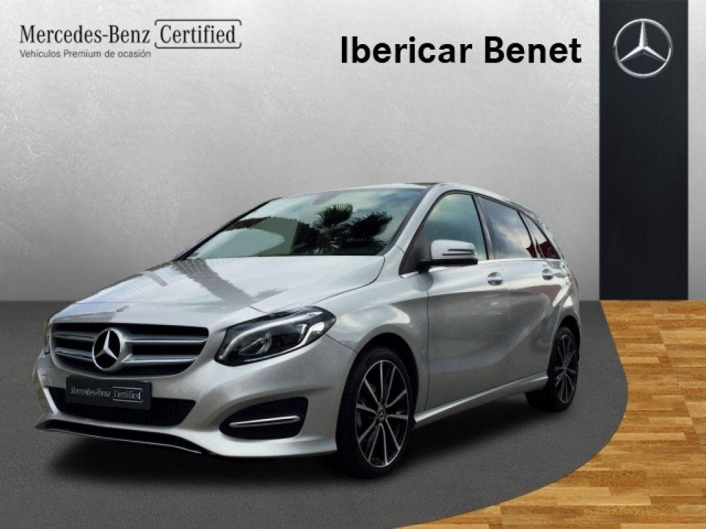 Mercedes Benz Clase B B 180 d Urban segunda mano Málaga