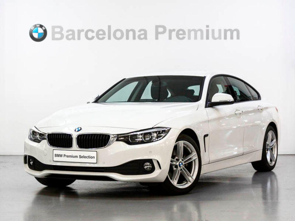 BMW Serie 4 418d Gran Coupe segunda mano Barcelona