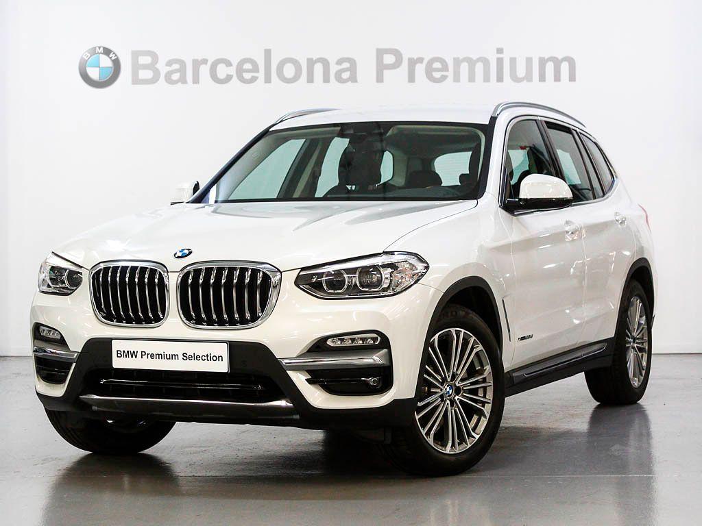 BMW X3 xDrive20d segunda mano Barcelona