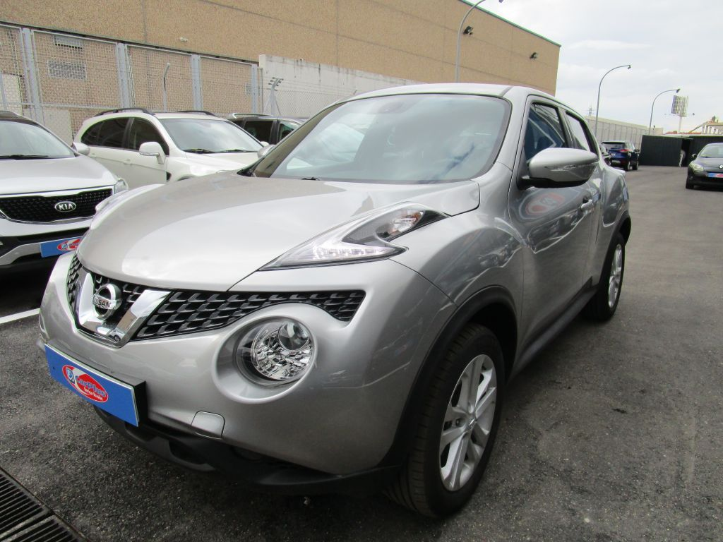Nissan JUKE 1.5 dCi N-CONNECTA 4X2 segunda mano Madrid