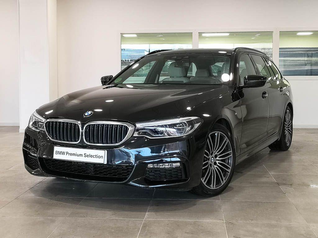 BMW Serie 5 520dA Touring segunda mano Barcelona