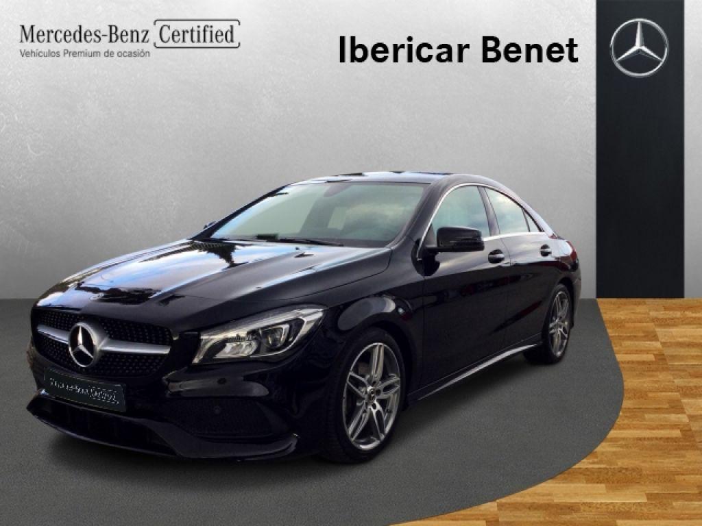Mercedes Benz Clase CLA CLA 180 AMG Line segunda mano Málaga