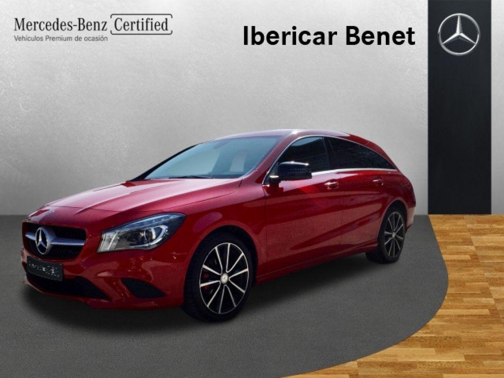 Mercedes Benz Clase CLA 200 CDI Urban Shooting Brake segunda mano Málaga