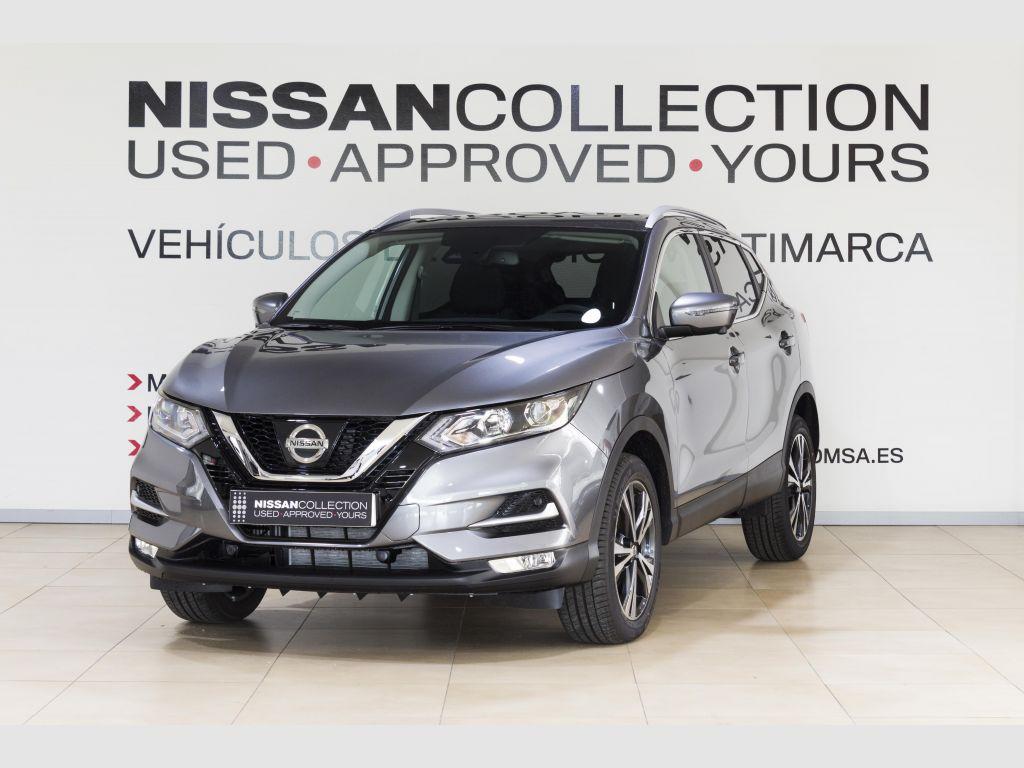 Nissan Qashqai dCi 85 kW (115 CV) N-CONNECTA segunda mano Madrid