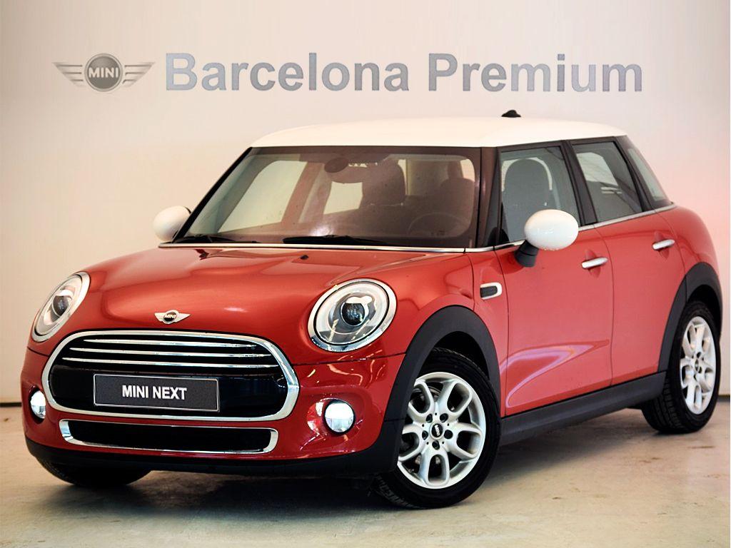 Mini Mini COOPER D 5 PUERTAS segunda mano Barcelona