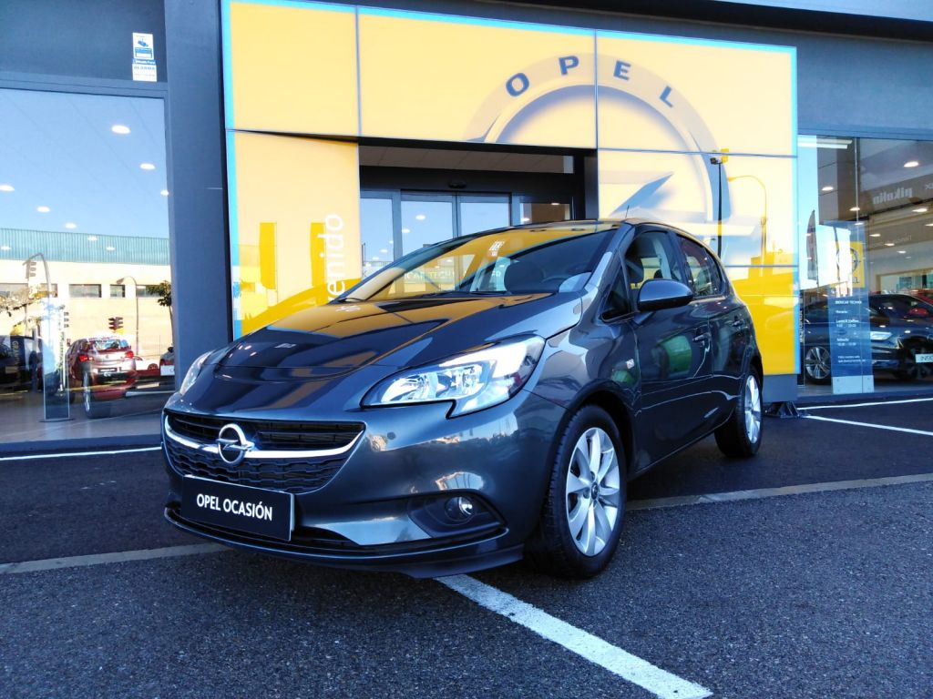 Opel Corsa 1.4 66kW (90CV) Selective Auto segunda mano Madrid