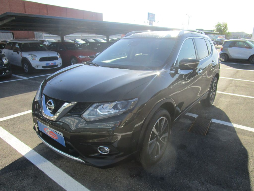 Nissan X-Trail 1.6 dCi 4x4-i TEKNA segunda mano Madrid
