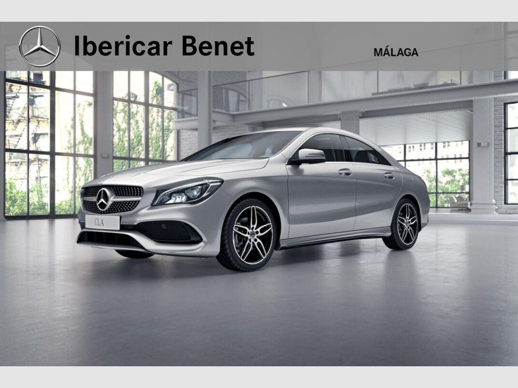 Mercedes Benz Clase CLA CLA 200 d segunda mano Málaga