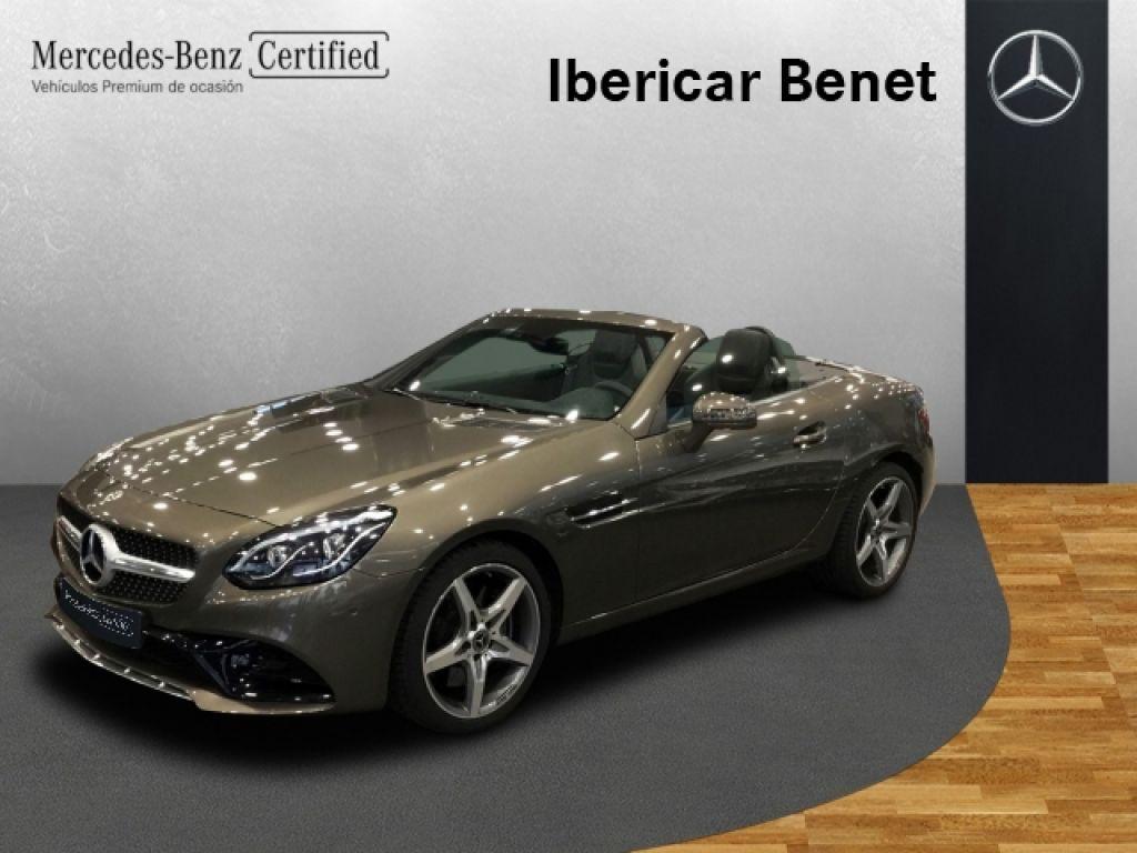 Mercedes Benz Clase SLC SLC 200 segunda mano Málaga