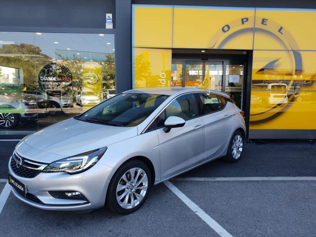 Opel Astra 1.6 CDTi S/S 136 CV Excellence segunda mano Madrid