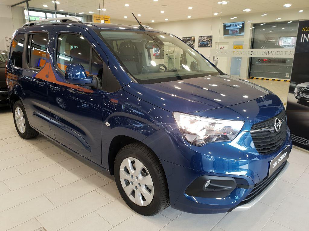 Opel Combo Life 1.5 TD 96kW (130CV) S/S Selective L segunda mano Madrid