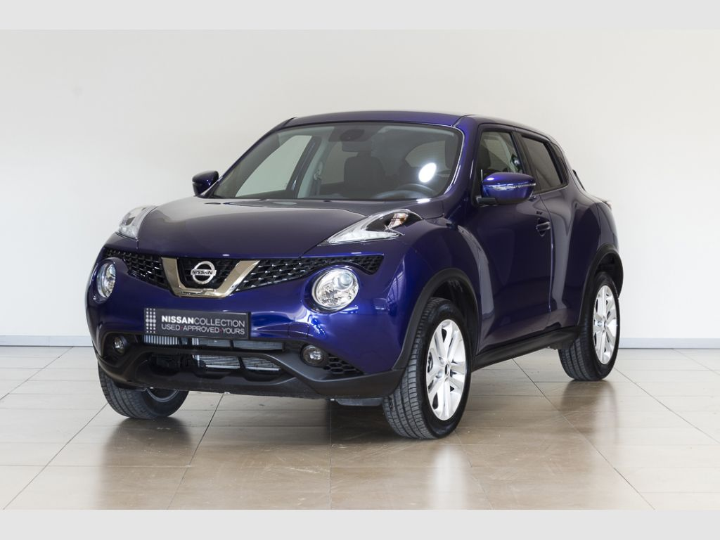 Nissan JUKE dCi E6C 81 kW (110 CV) 6M/T N-CONNECTA segunda mano Madrid