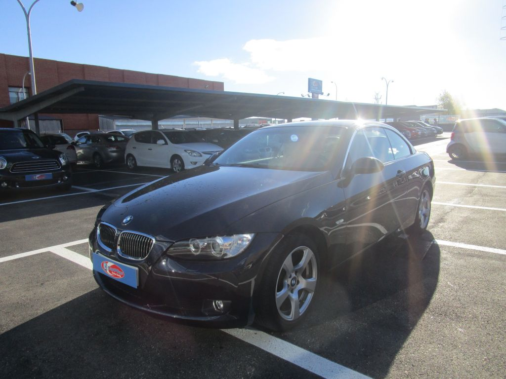 BMW Serie 3 320cd Cabrio segunda mano Madrid