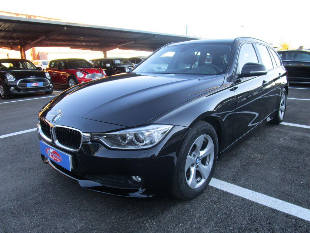 BMW Serie 3 320d Touring segunda mano Madrid