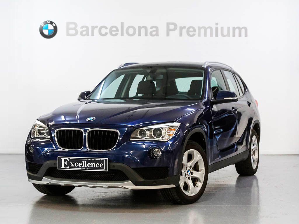 BMW X1 xDrive18d segunda mano Barcelona