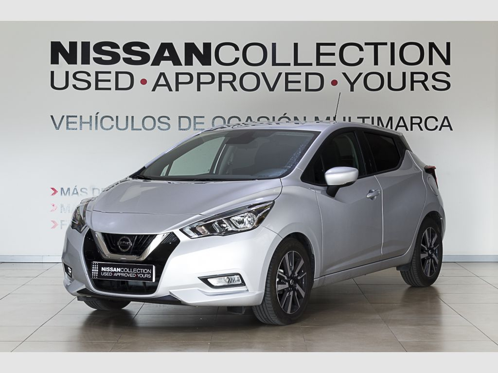 Nissan Micra 1.5dCi 66 kW (90 CV) S&S N-Connecta + CÁMARA TRASERA segunda mano Madrid