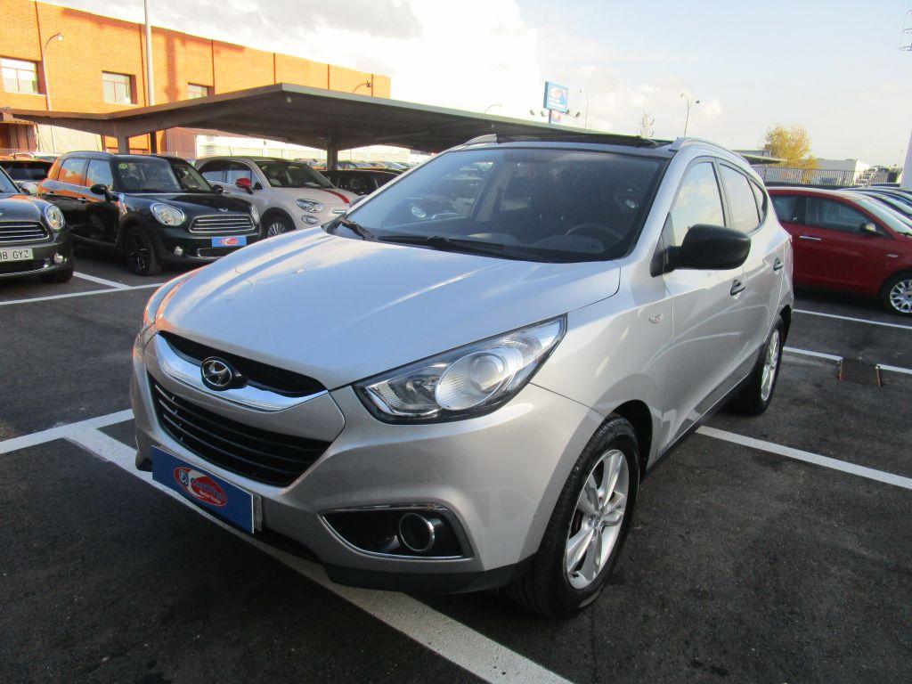 Hyundai ix35 1.7 CRDi Comfort Sky 4x2 MOF segunda mano Madrid