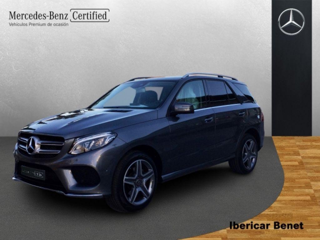 Mercedes Benz Clase GLE GLE 250 d 4MATIC segunda mano Málaga