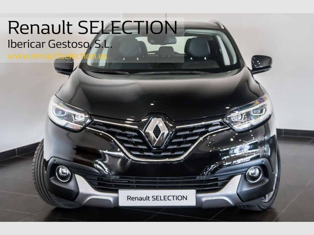 renault kadjar zen energy dci 130 2017 25000 segunda mano 8874. Black Bedroom Furniture Sets. Home Design Ideas