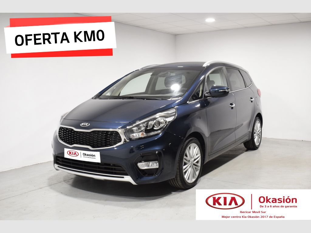 Kia Carens 1.7 CRDi VGT 141CV Drive DCT 5pl segunda mano Málaga