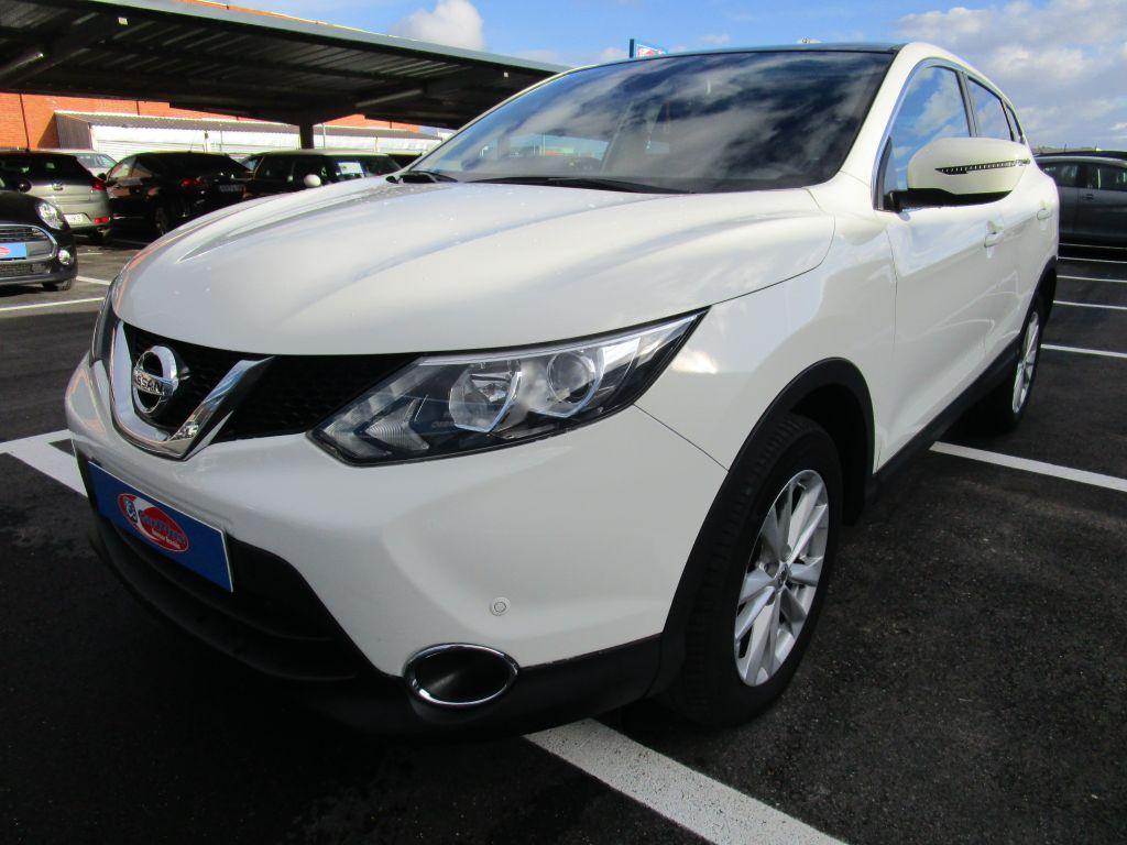 Nissan Qashqai 1.6dCi S&S N-TEC 4x2 XTRONIC segunda mano Madrid