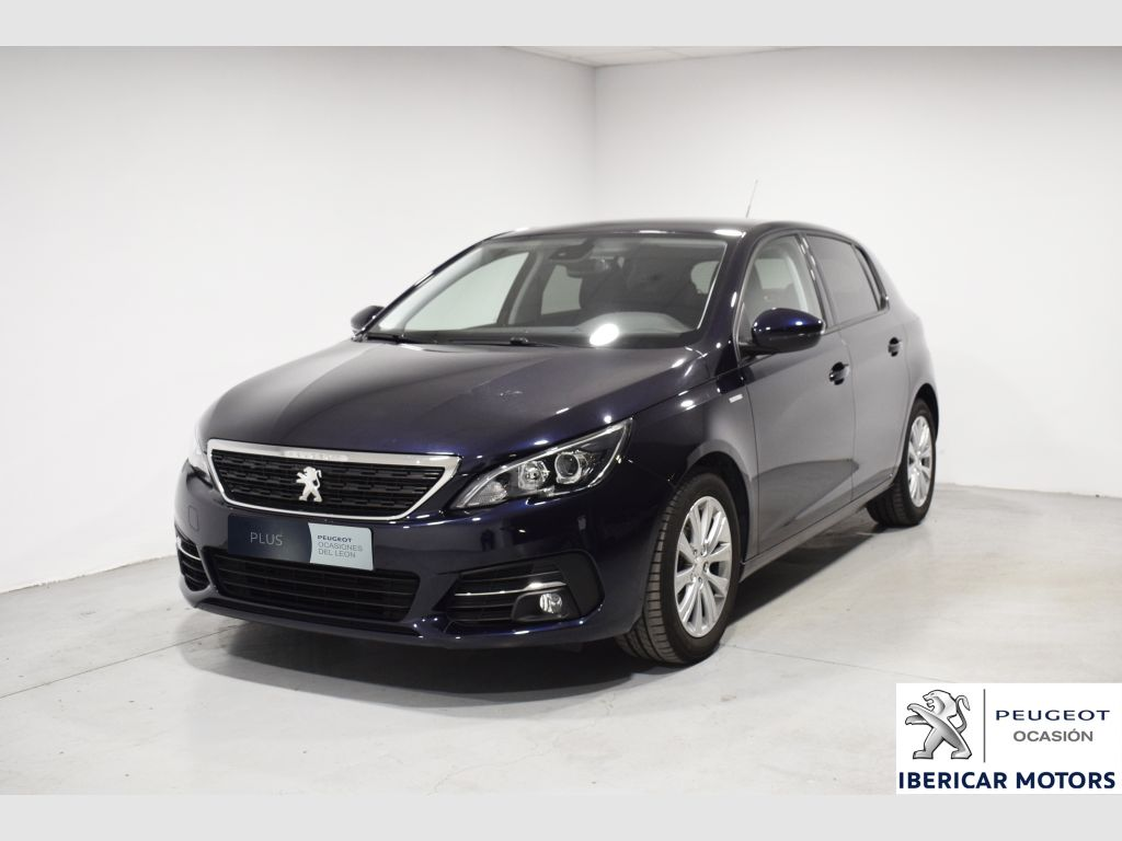 Peugeot 308 5p Style 1.5 BlueHDi 96KW (130CV) segunda mano Málaga
