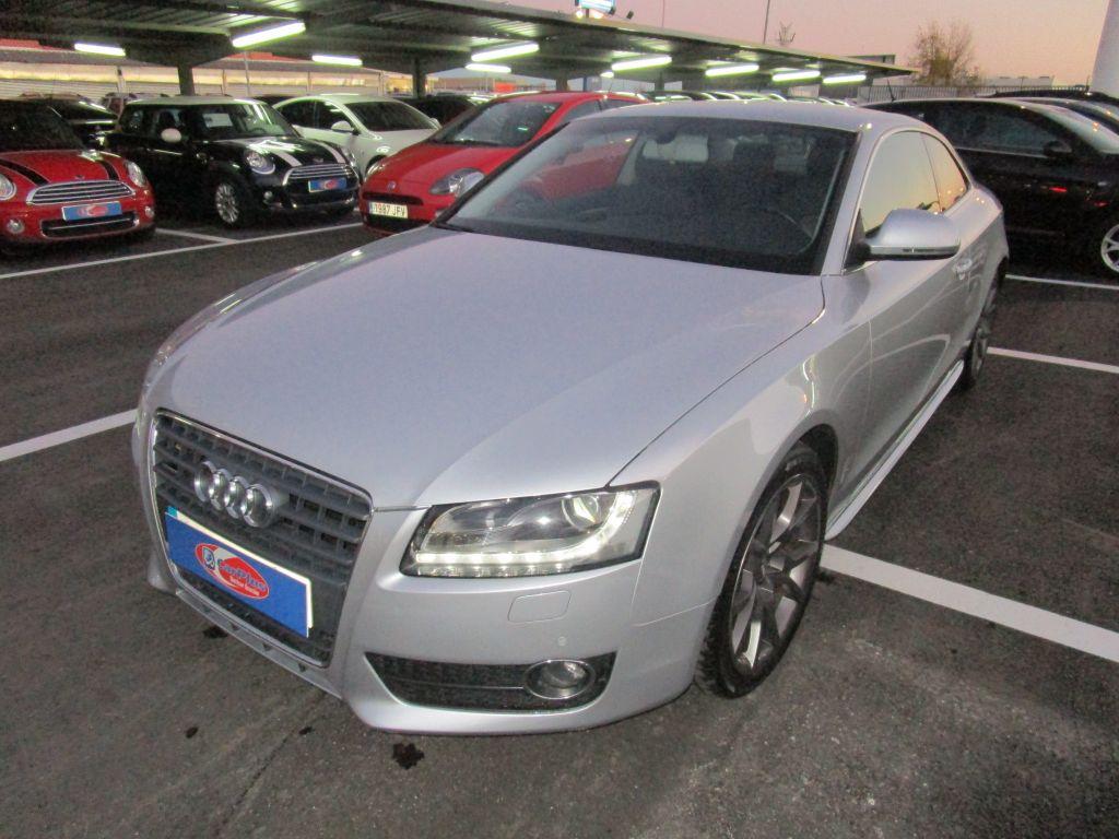 Audi A5 2.7 TDI multitronic segunda mano Madrid