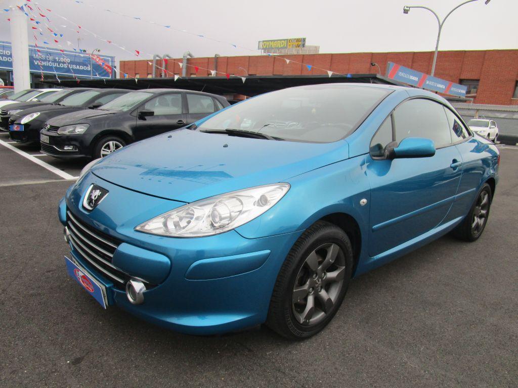 Peugeot 307 CC 1.6 16v Pack HiFi segunda mano Madrid