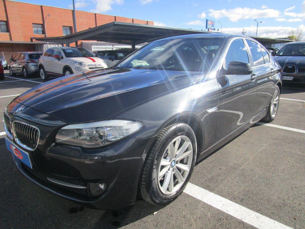 BMW Serie 5 523i segunda mano Madrid