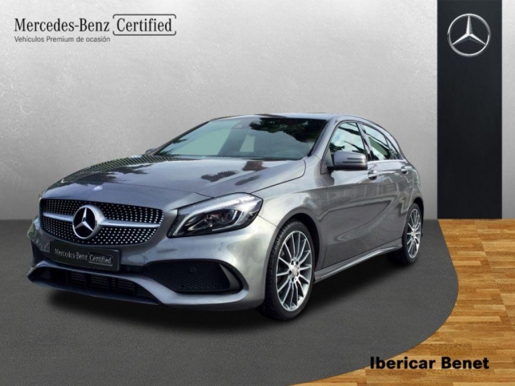 Mercedes Benz Clase A 180 CDI AMG Line segunda mano Málaga