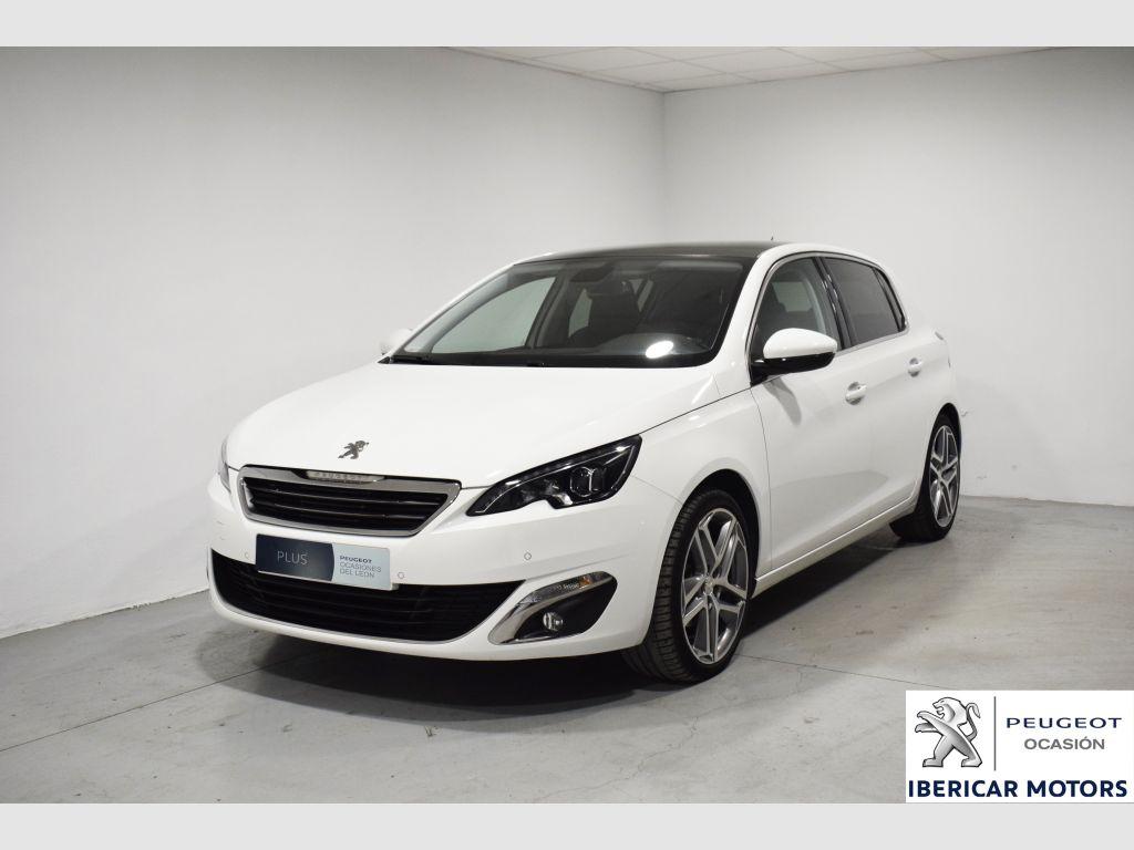 Peugeot 308 5p Allure 1.2 PureTech 96KW (130CV) S&S segunda mano Málaga