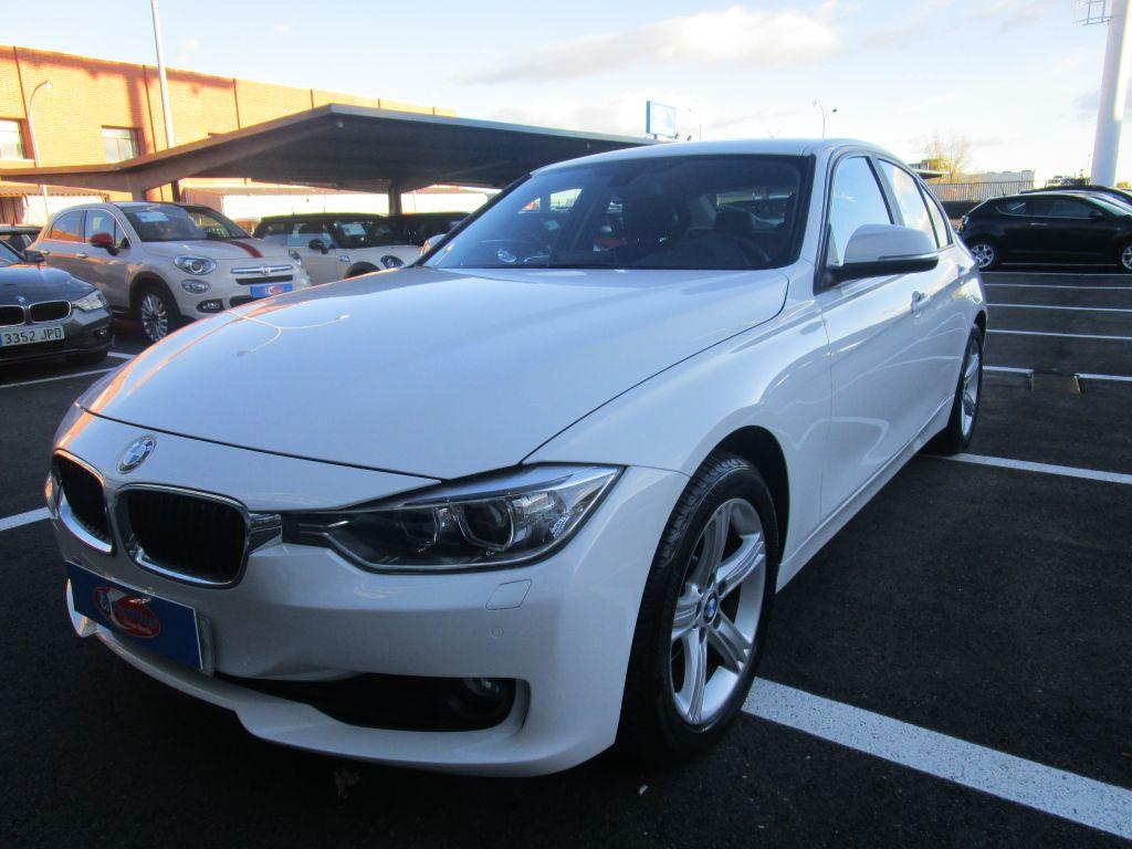 BMW Serie 3 320d segunda mano Madrid