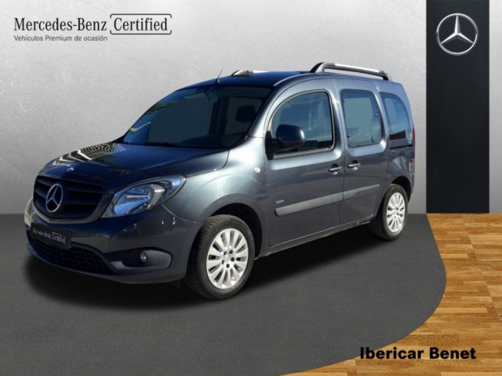 mercedes benz citan 109 cdi tourer select largo 2015 80000. Black Bedroom Furniture Sets. Home Design Ideas