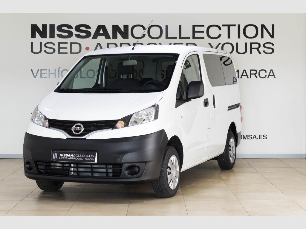 Nissan NV200 5pl. 1.5dCi 66kW (90CV) PRO (N1) segunda mano Madrid