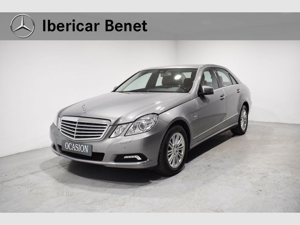 Mercedes Benz Clase E 350 CDI Blue Efficiency segunda mano Málaga