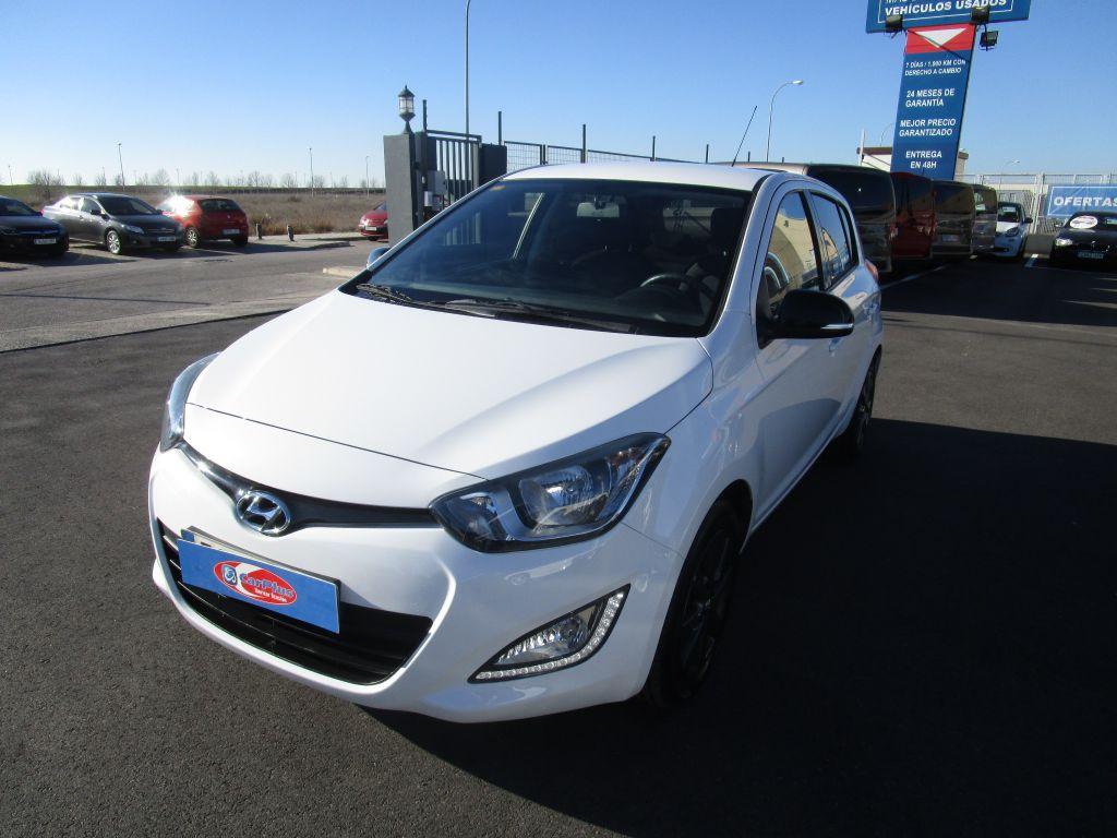 Hyundai i20 1.2 MPI Go Brasil segunda mano Madrid
