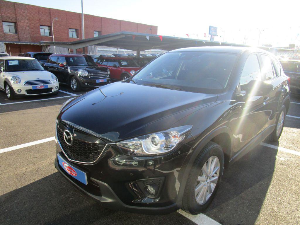 Mazda CX-5 2.2 150cv DE 4WD Style segunda mano Madrid