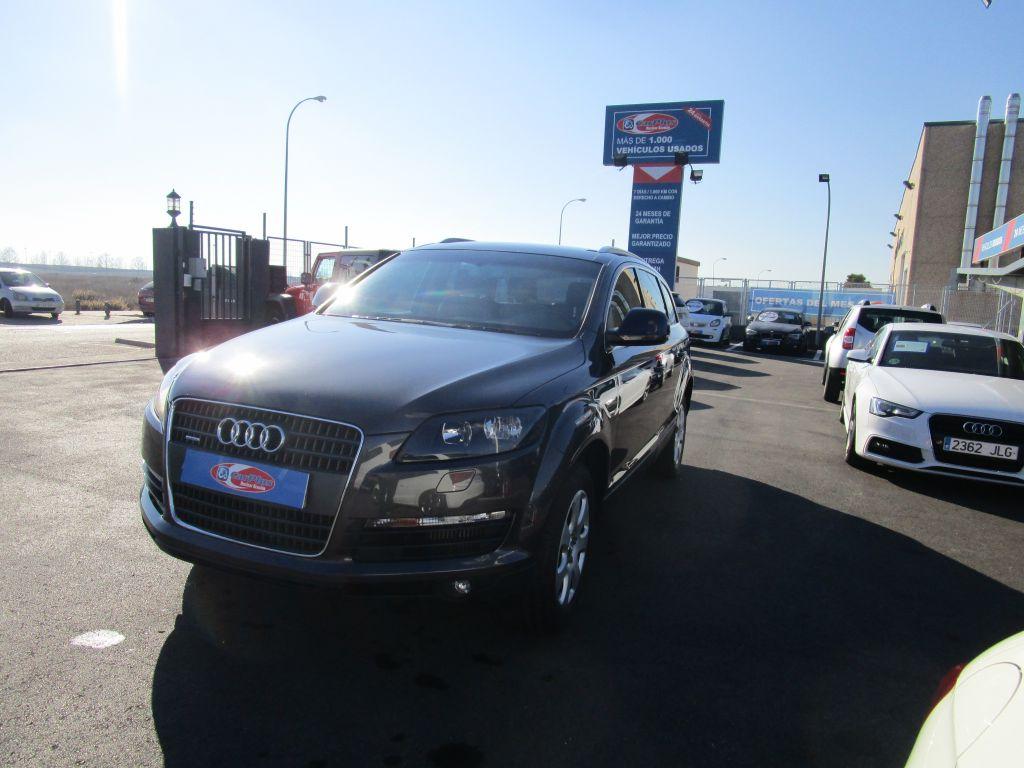 Audi Q7 3.0 TDI 233cv quattro tiptronic segunda mano Madrid