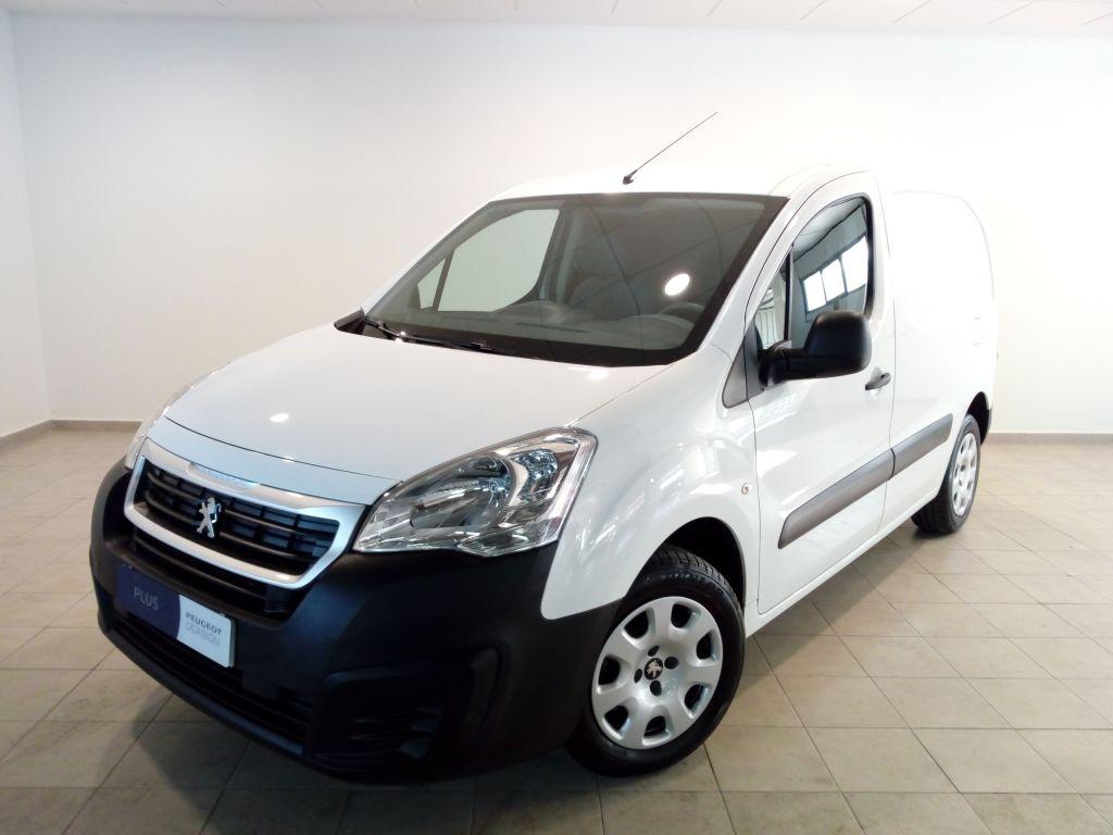 Peugeot Partner Furgón Confort L1 1.6 HDi 90 segunda mano Cádiz